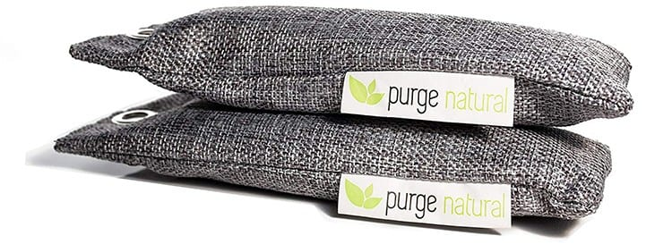 Purge Bag - Activated Bamboo Charcoal Odor Neutralizer