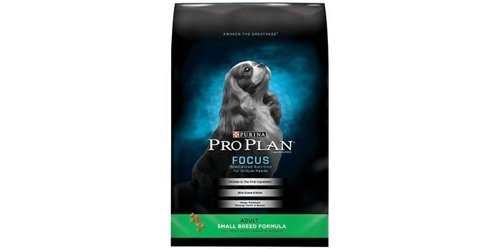 Purina Pro Plan Small & Toy Breed Dry Dog Food