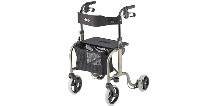 RL-Smart Lightweight Walker