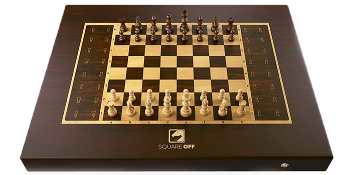 Square Off Chess Set