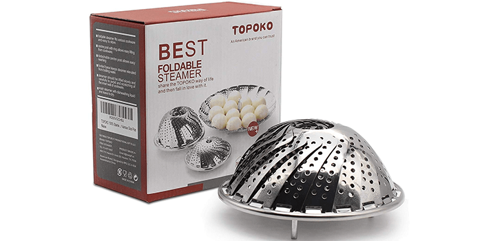Topoko Vegetable Steamer Basket