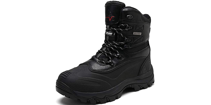 Arctiv8 Men's Insulated Winter Snow Ski Boots