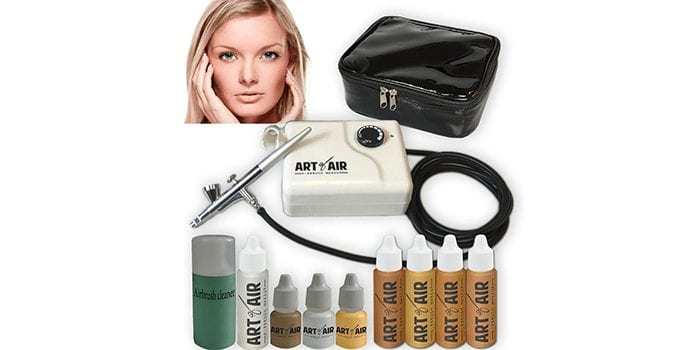 Art of Air Medium Complexion Professional Airbrush Cosmetic Makeup System
