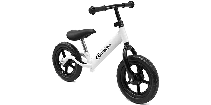 CyclingDeal Kids Child Push Balance Bike