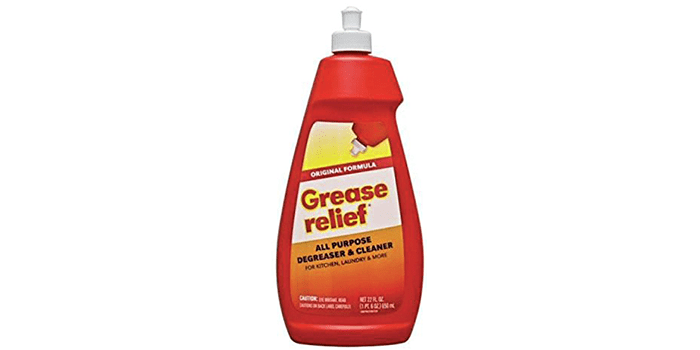 Grease Relief All Purpose Degreaser and Cleaner
