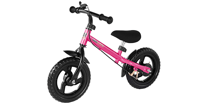 High Bounce Adjustable Balance Bike