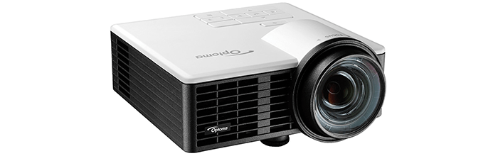 Optoma Ultra-Compact WXGA Short Throw LED Projector