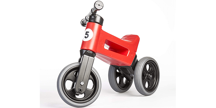 PlayMonster Free-Wheelin' Rider Convertible Balance Bike