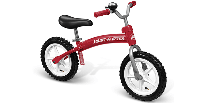 Radio Flyer Glide N Go Balance Bike