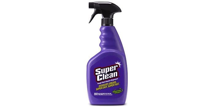 SuperClean Multi-Surface All Purpose Cleaner Degreaser Spray