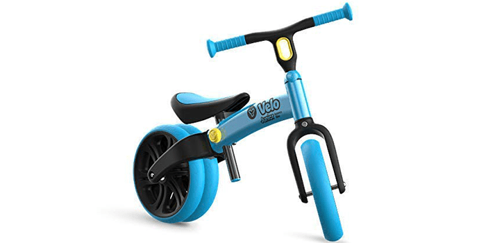 Yvolution Y Velo Junior Toddler Bike