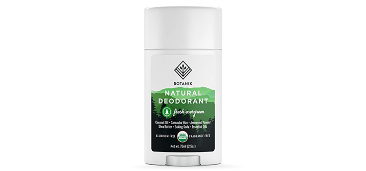 Botanik Natural Deodorant for Men