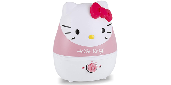 Crane Filter-Free Cool Mist Humidifiers for Kids