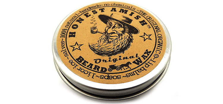 Honest Amish Original Beard Wax