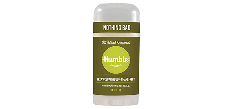 Humble All Natural Deodorant