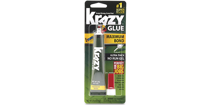 Krazy Glue Maximum Bond Super Glue