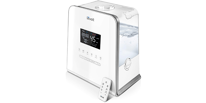 LEVOIT LV550HH Warm and Cool Mist Ultrasonic Humidifier
