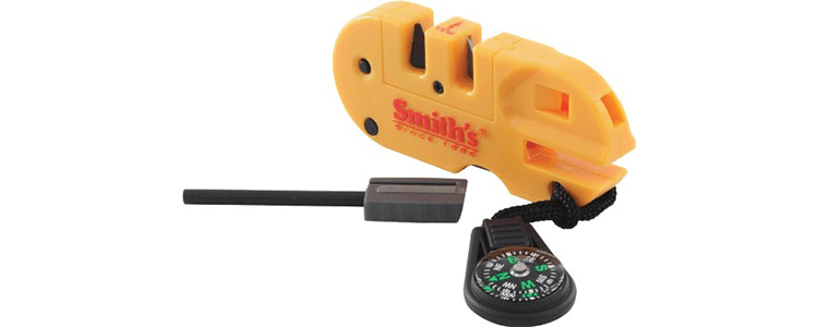 Smith's Pocket Pal X2 Sharpener and Outdoor Tools