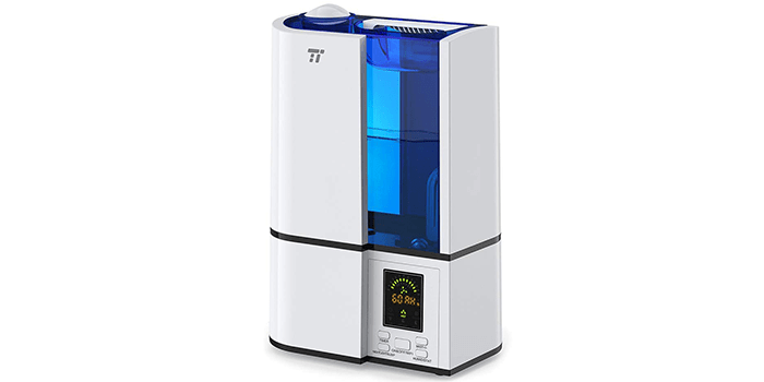 TaoTronics WiFi Smart Humidifier for Bedroom