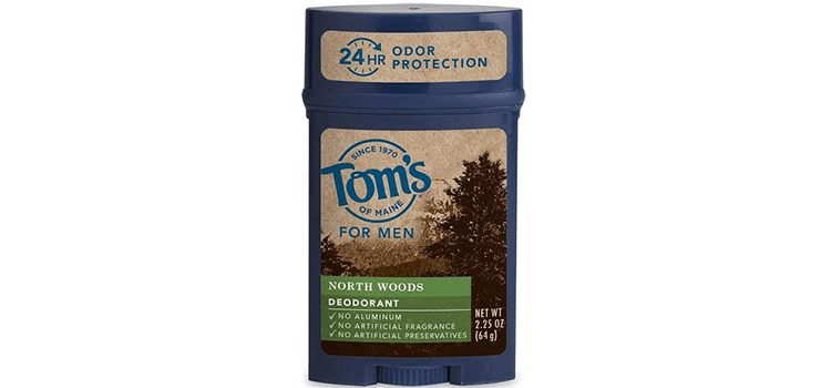 Tom's of Maine 24-Hour Men's Long Lasting Natural Deodorant