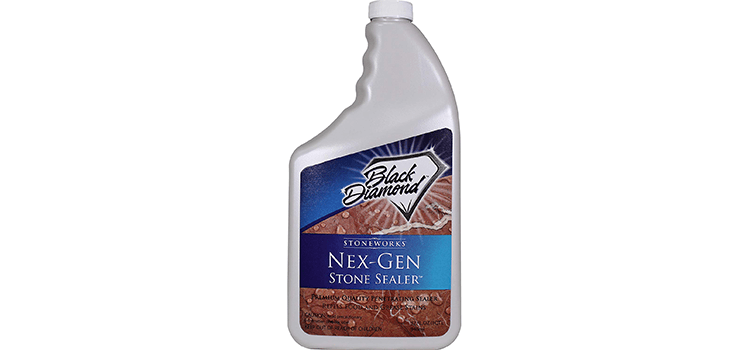 Black Diamond Stoneworks Nex-Gen Stone Penetrating Sealer