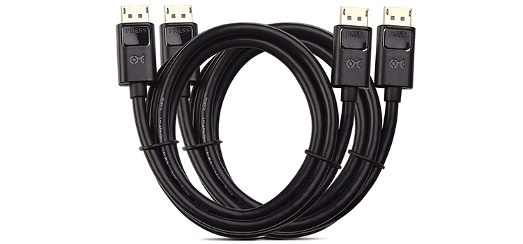 Cable Matters DisplayPort to DisplayPort Cable
