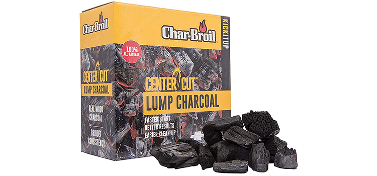 Char-Broil Center Cut Lump Charcoal