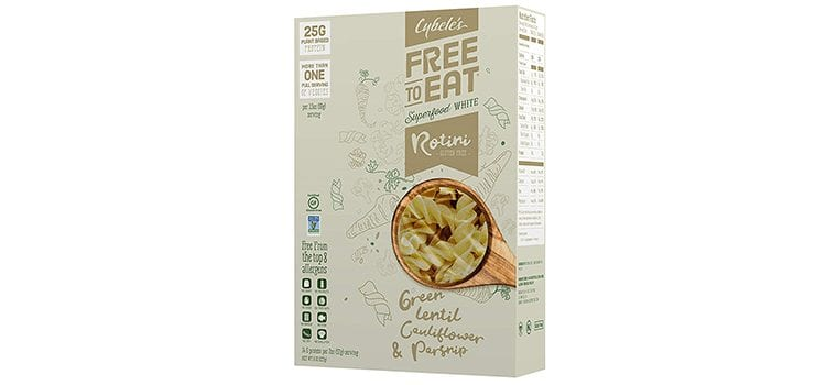 Cybele's Free-to-Eat Superfood Veggie Pasta