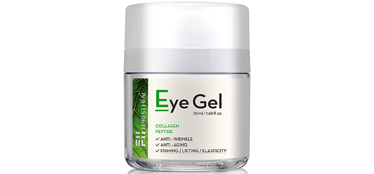 Forest Heal Natural Anti-Aging Eye Gel Cream