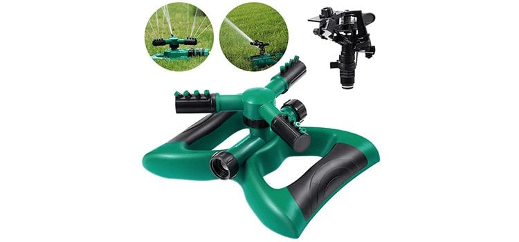 Homemaxs Lawn Sprinkler
