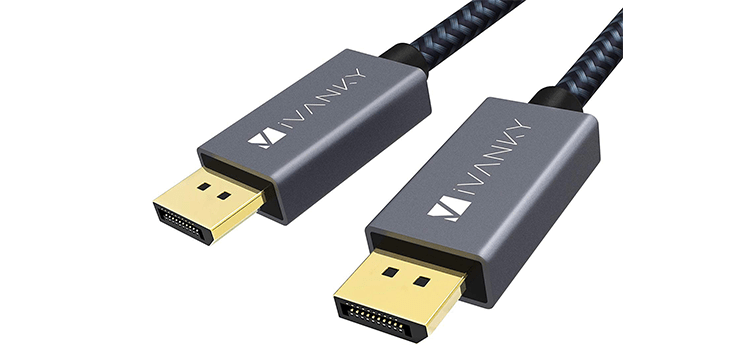 Ivanky 10ft DisplayPort Cable