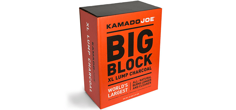 Kamado Joe KJ-Char Hardwood Lump Charcoal