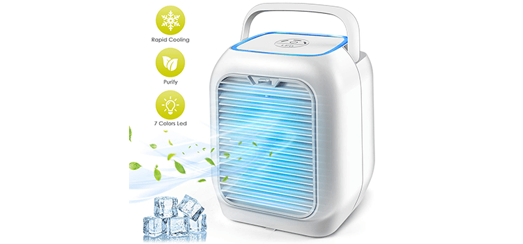 Lambow Personal Air Conditioner Fan
