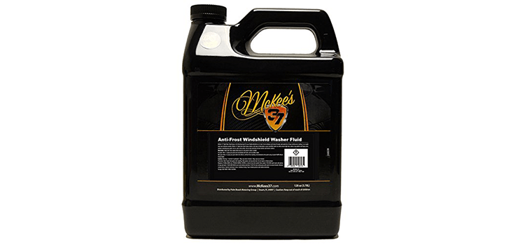 McKee's 37 Anti-Frost Windshield Washer Fluid