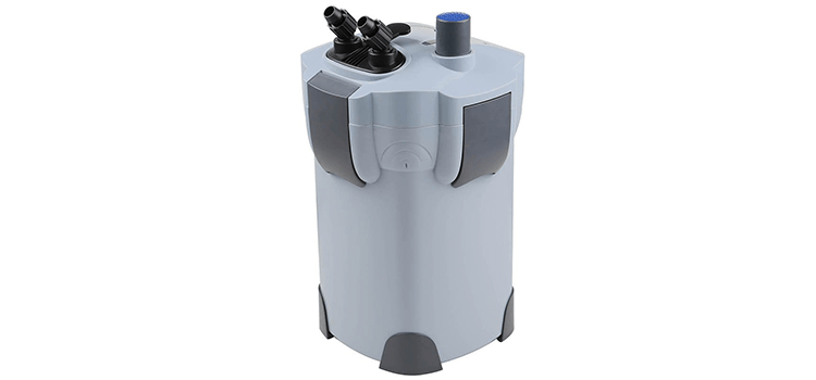 Polar Aurora Free Media External Canister Filter UV Sterilizer