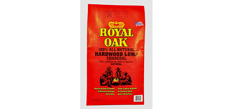 Royal Oak 195228021 NAT Lump Charcoal