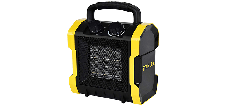 STANLEY ST-222A-120 Heavy-Duty Electric Heater