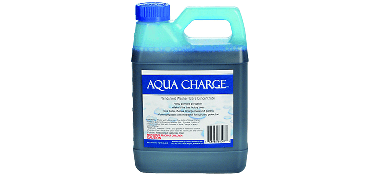Sanco Industries Aqua Charge Windshield Washer Ultra Concentrate
