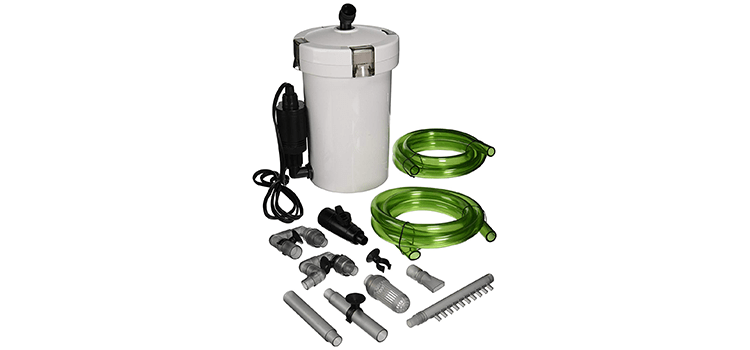 Tech'n'Toy SunSun HW-603B 106 GPH External Canister Filter