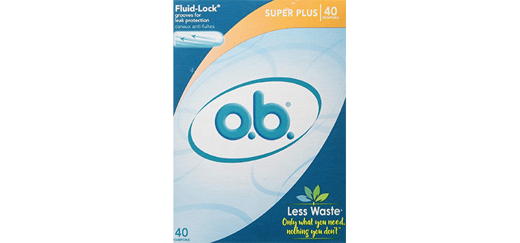 ob Applicator Free Digital Tampons