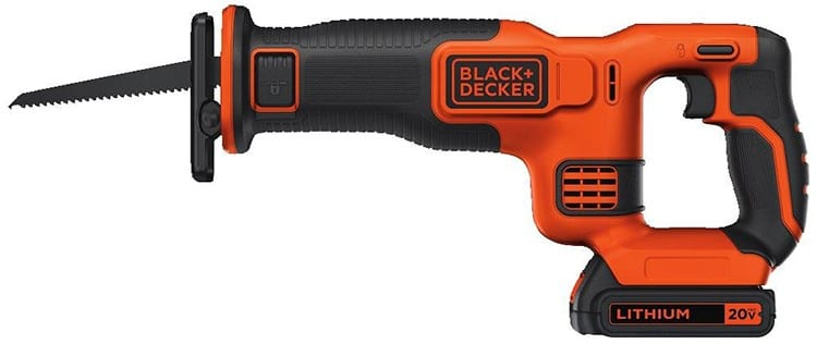 Black+Decker 20V Max Reciprocating Saw