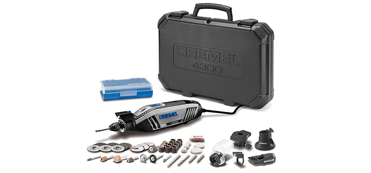 Dremel High-Performance Rotary Tool Kit 2