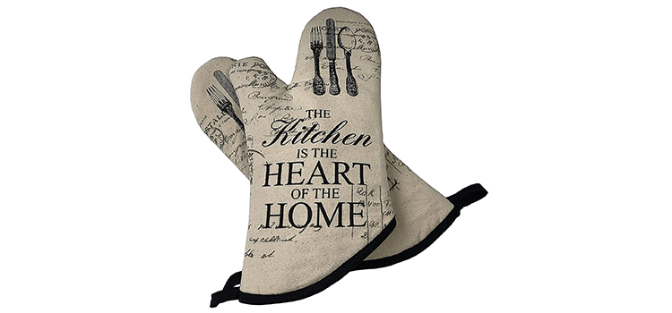 FIGROL Kitchen Oven Mitts