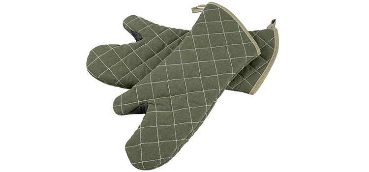For Bake Professional Oven Mitts