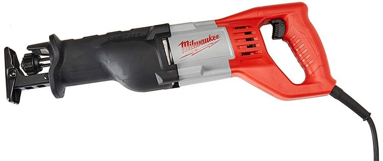 Milwaukee 12 Amp Corded Reciprocating Saw