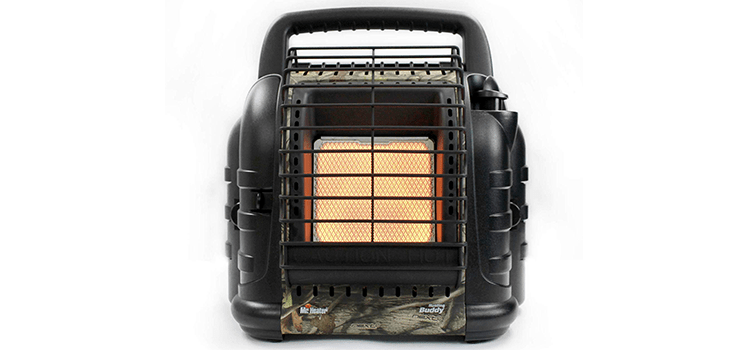 Mr Heater MH12B Hunting Buddy Portable Space Heater