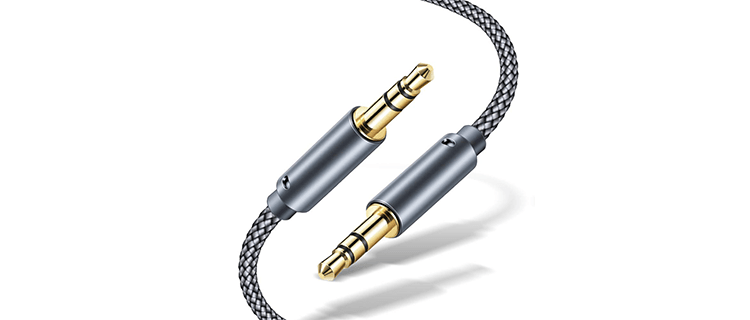 JSAUX 35mm Auxiliary Audio Cable