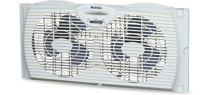 Holmes Dual-Blade Window Fan