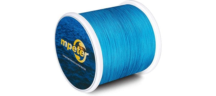 mpeter Armor Braided Fishing Line