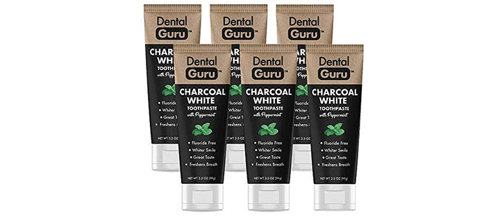 Dental Guru Charcoal Toothpaste